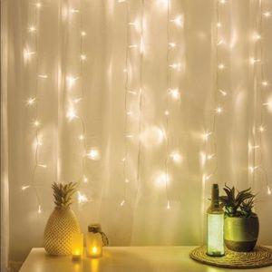 West & Arrow Curtain Lights in Warm White
